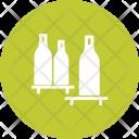 Bottle shelf Icon