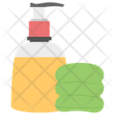 Bottle Soap Icon