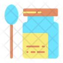 Bottle Spoon Icon