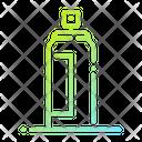 Bottle Spray Cosmetic Deodorant Icon
