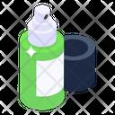Bottle Spray Icon