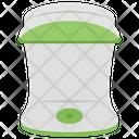 Bottle Warmer Bottle Sterilizer Antisepticeye Icon