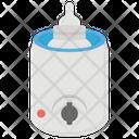 Bottle Warmer Sterilizer Antisepticeye Icon