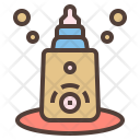 Bottle warmer Icon