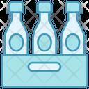 Bakery Bottles Drinking Icon