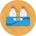 Bottles Beer Crate Icon
