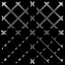 Bottom Layers Data Icon