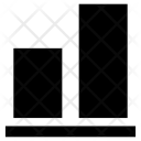 Footer Left Alignment Icon