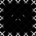 Interface Arrow Bottom Icon