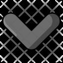 Bottom Arrow Icon