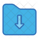 Bottom Folder Icon