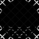 Bottom Level Minimum Depth Icon