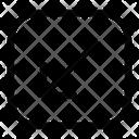 Arrow Arrows Bottom Left Icon