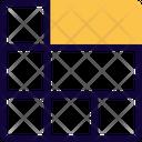 Bottom Right Content Icon