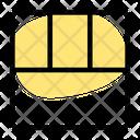 Bottom Row Grid Icon
