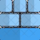 Bottom Sitemap Grid Icon