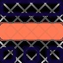 Bottom Thumbnail Grid Icon