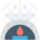 Bougies Candle Candlelight Icon
