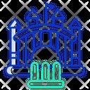 Bouncy Castle Icon