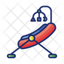 Bouncy Chair Icon