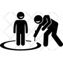 Boundary Circle Control Icon