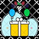 Bounty Present Icon
