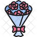 Flower Bouquet Floral Icon