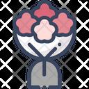 Bouquet Flower Flowers Icon