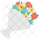 Bouquet Flower Flowers Icon