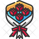 Blossom Bouquet Flower Icon