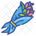 Bouquet Flower Blossom Icon