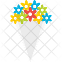 Bouquet Flower Nature Icon