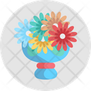 Bouquet Flower Icon