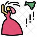 Bouquet Toss Icon