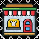Boutique Retail Shop Garments Shop Icon