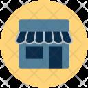 Boutique Shop Market Icon
