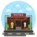 Boutique Dress Shop Boutique Business Icon