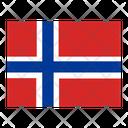 Bouvet Island Flag Flags Icon