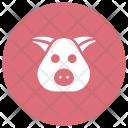 Bovine Sheep Sheep Animal Icon