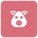 Bovine Sheep Icon