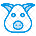 Bovine Sheep Sheep Animal Icon