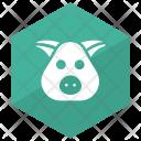 Bovine Sheep Icon