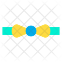 Bow Tie Tie Men Accessories Icon