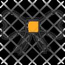 Bow Decorative Bow Bow Design Icon