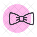 Tie Wear Dress Icon