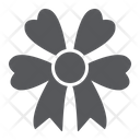 Bow Party Deoration Icon