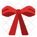 Bow Bow Charity Ribbon Icon