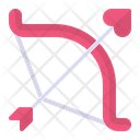 Bow Cupid Arrow Icon