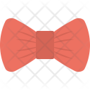 Bow Pink Ribbon Icon