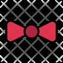 Bow Tie Cloth Icon